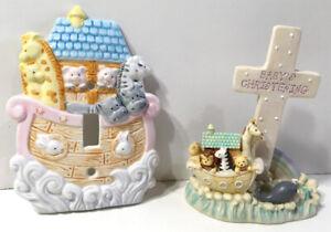 Décoration et Bibelot, Arche de Noé - 5$ chacun