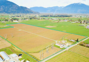 Farm for sale in Chilliwack BC
