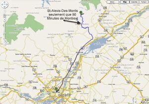 Terrain a St-Alexis des Monts West Island Greater Montréal image 7