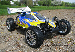 New RC Buggy/Car Nitro Gas 3.5cc Engine 1/8 Scale 4WD 2.4G Kitchener / Waterloo Kitchener Area image 1