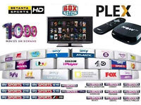PLEX LIFE TIME SUB IPTV AND VOD