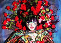 Female Makeup Artist and Body Painter in Mississauga