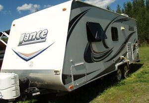 Lance Travel Trailer