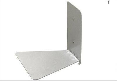 1 Pcs Wall Home Decor Design Student Creative Hidden Invisible Book Shelf VvV ()
