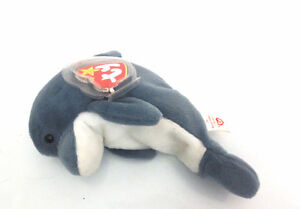 1996 Echo TY Beanie Baby Original MINT condition
