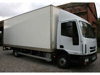 2010 DAF LF45.160 7.5T BOX MANUAL LORRY EURO 5 TAILLIFT WARRANTIED MILEAGE FSH