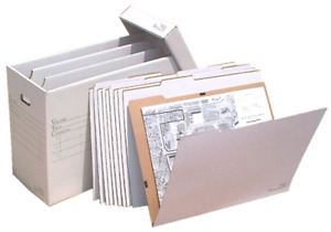 Storage Files for 18 x 24 flat Art or document $143 VFile V25