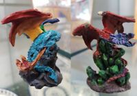 Dragon figure Painting workshop