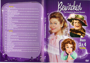 Bewitched - The Complete Season 2 (5 DVDs, 38 Episodes) West Island Greater Montréal image 2