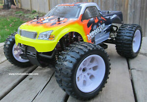 RC Monster Electric Truck 1/10 Scale 4WD Cornwall Ontario image 8