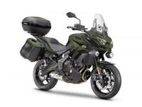 2020 Kawasaki Versys 650 Grand Tourer - Nationwide Delivery