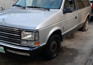 1989 PlymouthTURBO Voyager