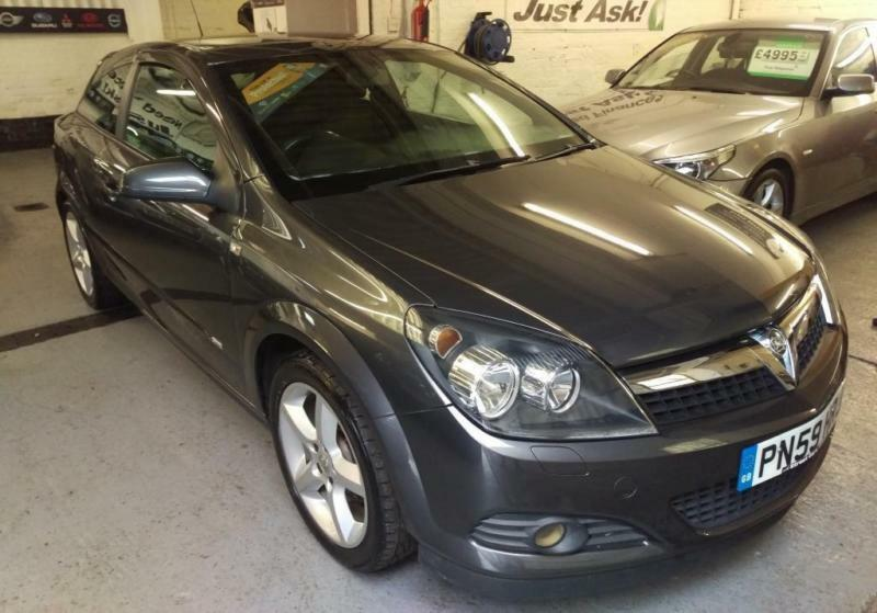 2009 [59] VAUXHALL ASTRA 1.8 SRI (LOW RATE FINANCE APPLY ONLINE)