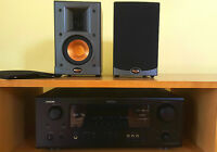 Denon AVR-788 and klipsch RB10 Speakers