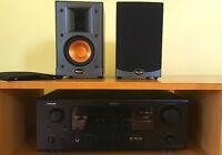 Denon AVR-788 and klipsch RB10 Speakers