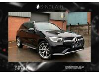 2020 Mercedes-Benz GLC GLC 300d 4Matic AMG Line Premium Pls 5dr 9G-Tronic ESTATE