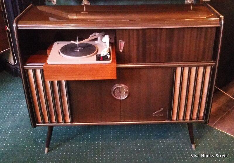 Restored Vintage 1960s Blaupunkt Arkansas Radiogram