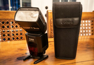 Canon Flashes and Triggers