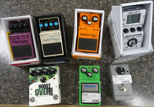 First Stop Swap Shop Has Pedals For Sale