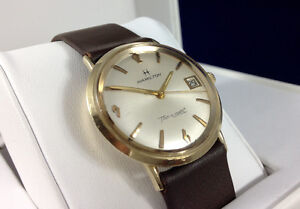Vintage Hamilton Thin-o-matic - 10k Gold Filled Downtown-West End Greater Vancouver Area image 1