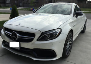 2017 Mercedes-Benz C63 S AMG Coupe >> LEASE TAKEOVER