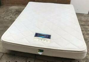 Good condition Pillow Top double bed mattress only for sale.
