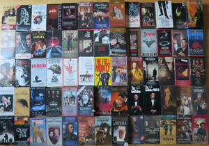 VHS Video Movies