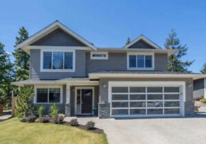 Newly constructed 4bd+den home private cul-de-sac Diver Lake