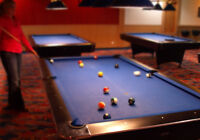 Need Your Pool Table Re-Clothed?