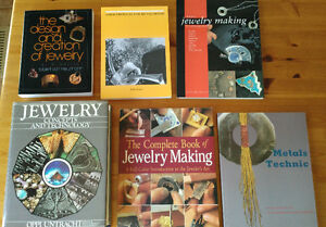 Jewellery Making Books (Silversmithing, Goldsmithing, etc)