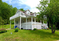 Country charm in Duhamel-Ouest, QC