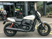 2018 Harley-Davidson STREET ROD XG750A Street XG750A Vivid Black (20MY) Custom P