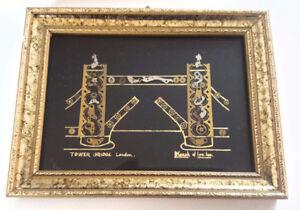 """""""TOWER BRIDGE LONDON"""" original de L. Kersh"""