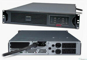 APC SUA2200RM2U rack mount UPS / battery backup
