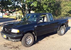 2003 Mazda B300 Extended cab Dual Sport Pickup Truck