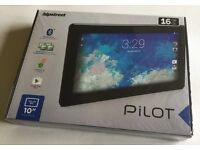 "New, boxed Hipstreet Pilot 10"" Tablet, 16GB - Black"