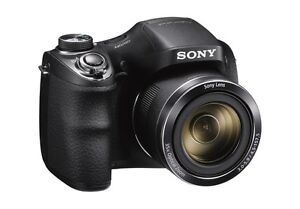 Sony - DSC-H300 20.1-Megapixel Digital Camera !