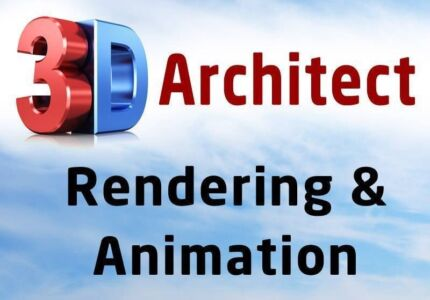 Rendering Services in 3D for Architectural Projects