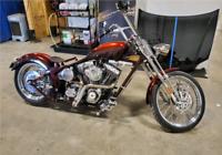2014 Harley Davidson Softail Chopper