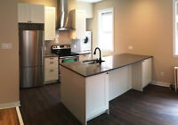 Heated and Renovated Upper Duplex in NDG