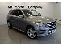 2014/14-MERCEDES-BENZ ML250 2.1CDI ( 204BHP ) 4X4 7G-TRONIC PLUS ML250 BLUETEC