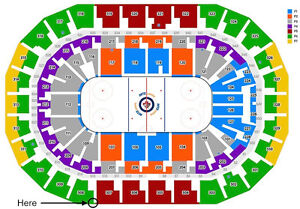 Two JETS season passes for 2016-17: P6 section 308