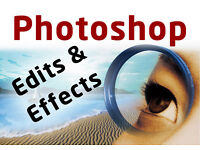 Professional Photo Repair, Photo Retouch, Photo Edit, Photoshop Effects Services