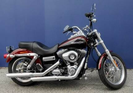 HARLEY-DAVIDSON DYNA SUPERGLIDE CUSTOM Cannington Canning Area Preview