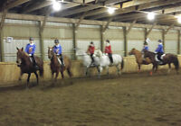 March Break Riding Camp Half Price When You Book Summer Camp