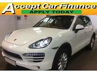 Porsche Cayenne Tiptronic S FROM £177 PER WEEK!