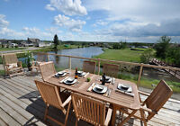 Furnished Executive Home on Golf Course/Lake
