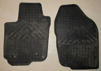 Original Toyota Rav4 Rubber Front mats 2007 to 2012