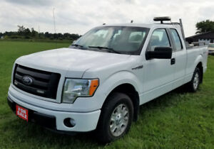 2011 FORD F150 STX WORK TRUCK GREAT CONDITION CERTIFIED $10,995.