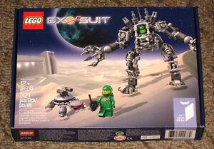 New LEGO IDEAS Exo-Suit Set 21109 (2014) Sealed Retired